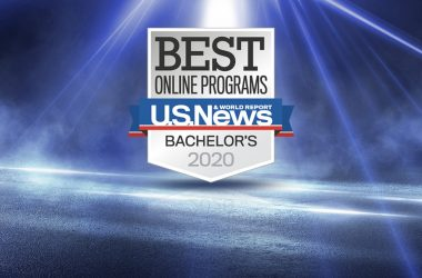US News Best Ranked Bachelors Badge 2020