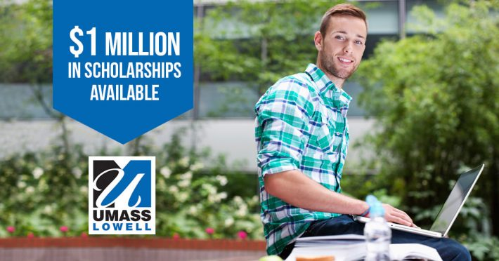 summer 2021 scholarships UMass Lowell